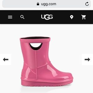 Ugg toddler rain boots